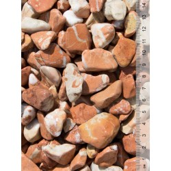 Baskisch rood grind 16-25 mm